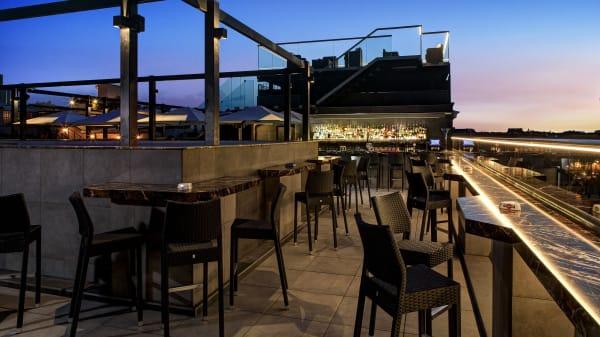 Apotheke Cocktail Bar, Rome