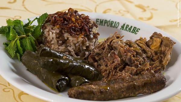 prato - Empório Árabe, Vitória