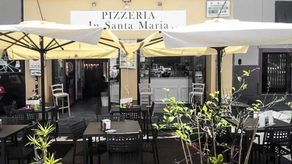 esterno - In Santa Maria, Lucca