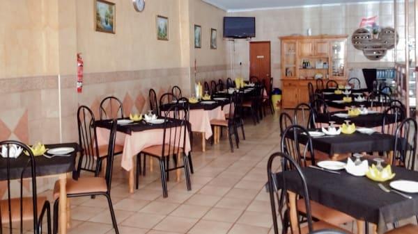 Comedor - Tártaros, Santa Pola