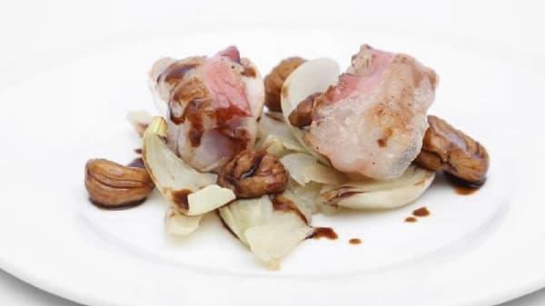 Suggerimento dello chef - La Saletta, Galatone