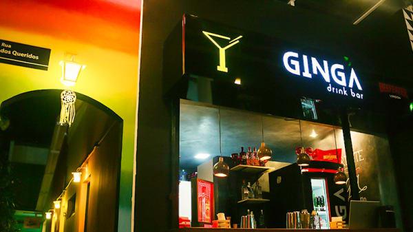 Entrada - Ginga Drink Bar, Salvador