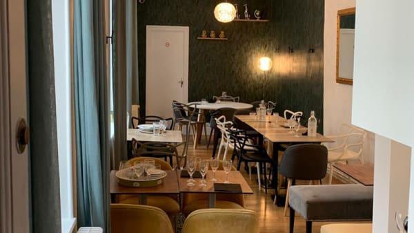 Salle - Arp Café, Dijon