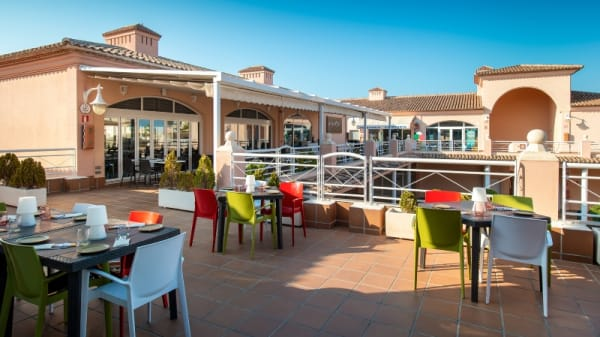 Terraza - La Trattoria - Oliva Nova Beach & Golf Resort, Oliva