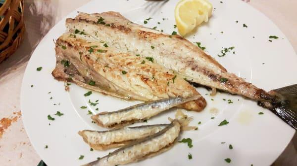 Suggerimento dello chef - Trattoria Alba, Trieste