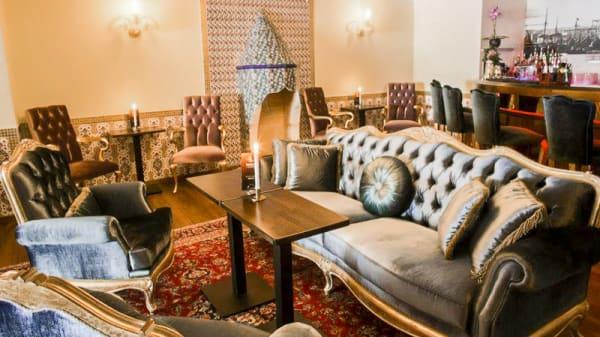 lounge room - Seralj, Göteborg