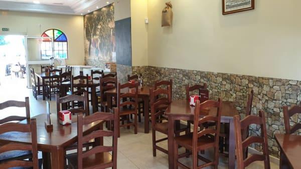 Sala del restaurante - Guirao's, Sevilla
