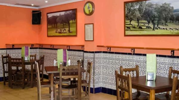 Comedor - Restaurante La Corrala, Merida