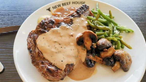 Suggestion de plat - New Beef House, Étréchy