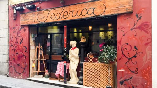 Casa Federica 1 - Casa Federica, Madrid