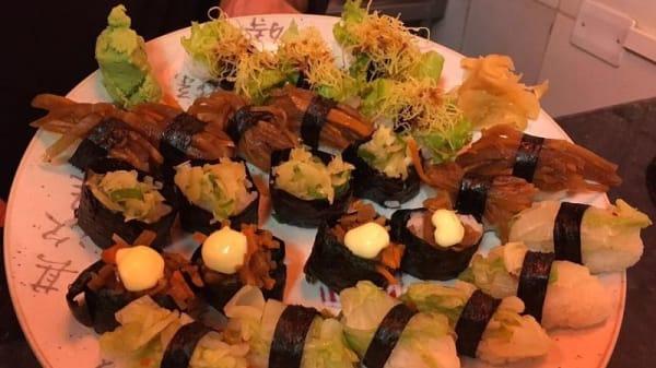 Sugestão do chef - Sushi Kaminari, São Paulo