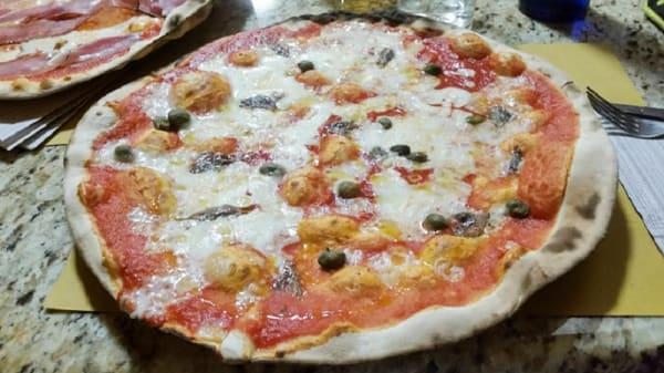 Suggerimento - Pizzeria Spaghetteria Sheva, Pistoia