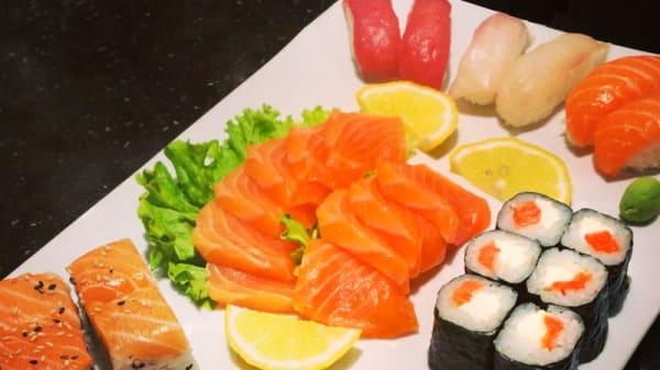 Suggestion sushi - Kazuki, Paris