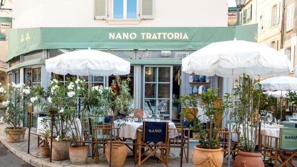 Nano Trattoria - Saint Tropez, Saint-Tropez