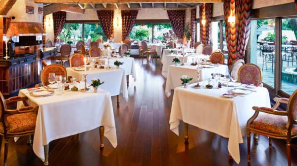 Vista sala - Marbella Club Grill, Marbella