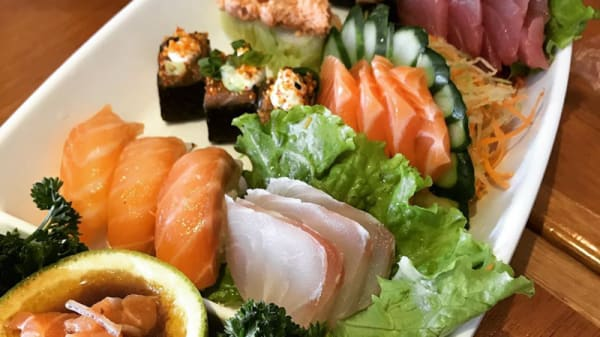 Sushi - Saikou Sushi - Dutra, São Paulo