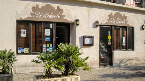 La Tavola, Nantes