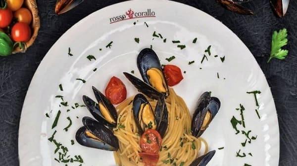 'O Spaghette cu' e cozzeche - Rosso Corallo, Casagiove