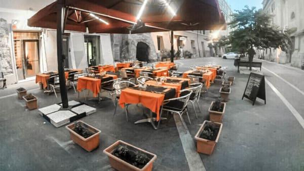 La terrazza - 80Fame, Civitavecchia