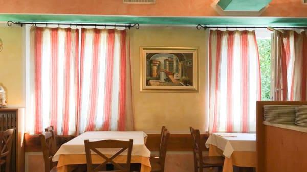Vista sala - Ristorante Pizzeria Tea, Trichiana