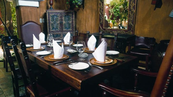 Vista de la sala - La Carreta Restaurante, San Isidro