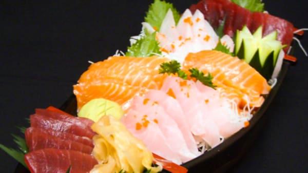 sashimi - Yamaga, São Paulo