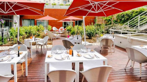 Cepia Restaurant Terrasse - Cepia Restaurant Terrasse Lounge Bar, Boulogne-Billancourt