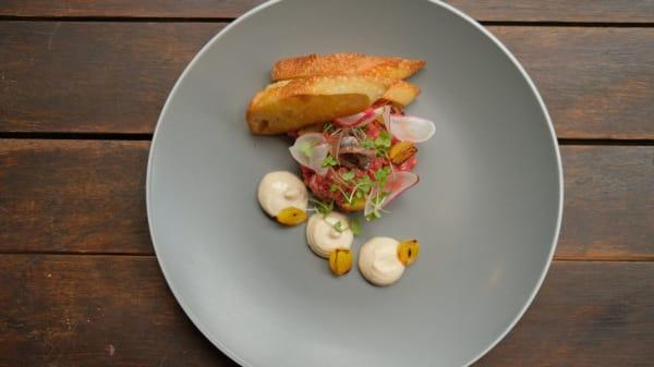 Suggestie van de chef - Zuid Noord Natuurwijnbar & Bistro, Haarlem