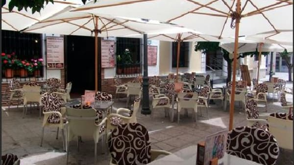 meson la plaza - Mesón La Plaza, Almuñécar