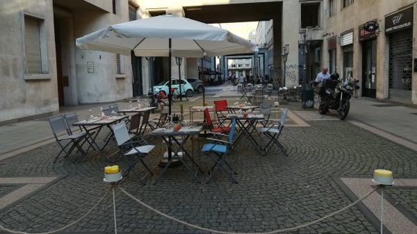 Terrazza - La Pergola Rosa, Torino