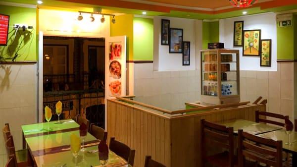 Sala - Ghoroa Restaurante, Lisboa