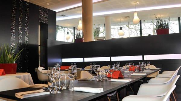 salle - Brasserie Félix, Nantes