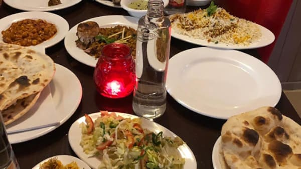 Sugerencia del chef - Bollywood Indian Restaurant, Valencia