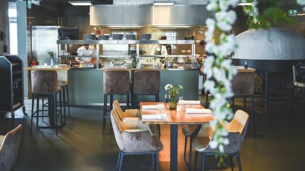 Interieur - Gastronomia Villani, Den Haag