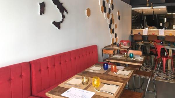 Salle du restaurant - Capodimonte Labege, Labège