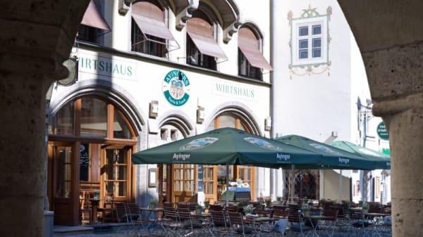 Terrasse - Ayinger am Platzl, München
