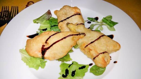 Suggerimento dello chef - Anticogallo, Arona