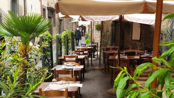 esterno 2 - Osteria di Nerone, Bracciano