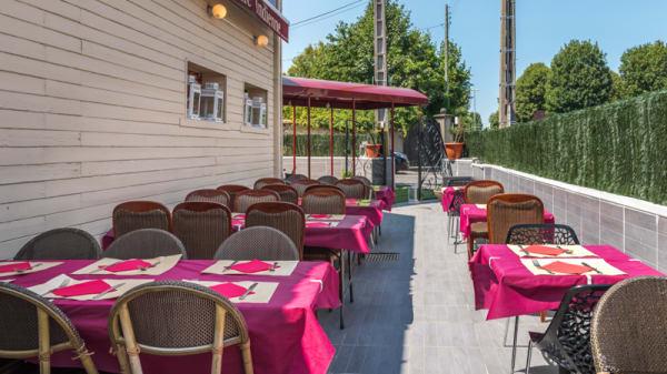 Terrasse - Massala Lounge, Noisy-le-Grand