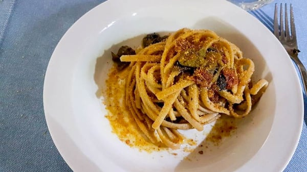 Suggerimento dello chef - Antica Osteria del Vicolo, Palmi