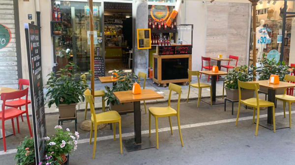 veduta esterno - Maqueda Bistrot, Palermo