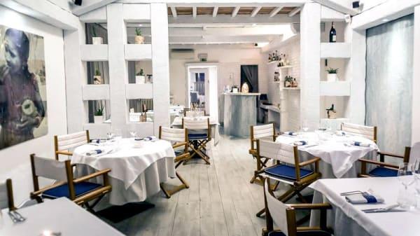 Vista della sala - Café del Mar, Vigevano