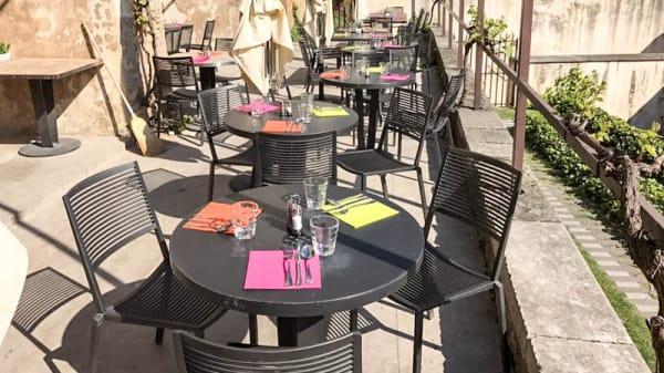 Terrasse - Café Gadagne, Lyon