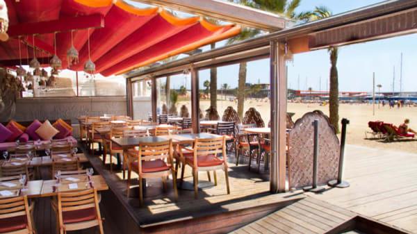 Carpe Diem Lounge Club, Barcelona