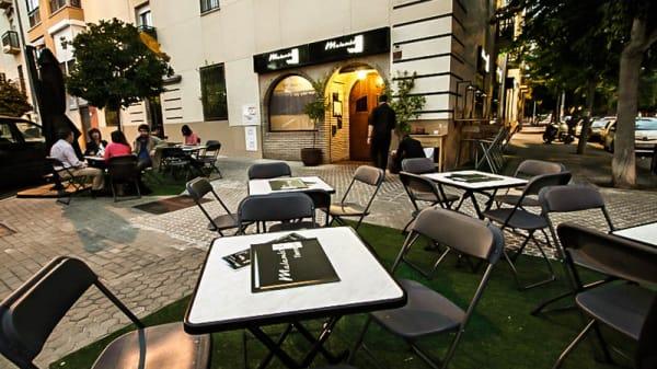 Terraza - Malambo's, Sevilla