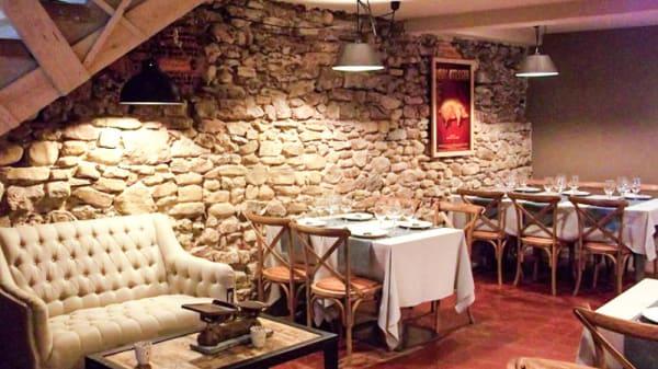 Vista salón - KATA4, Donostia/San Sebastián
