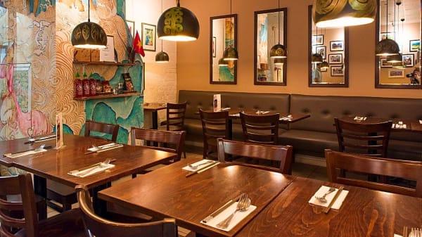 MOC Kitchen, London