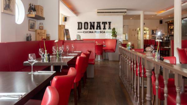 Het restaurant - Donati, Voorburg