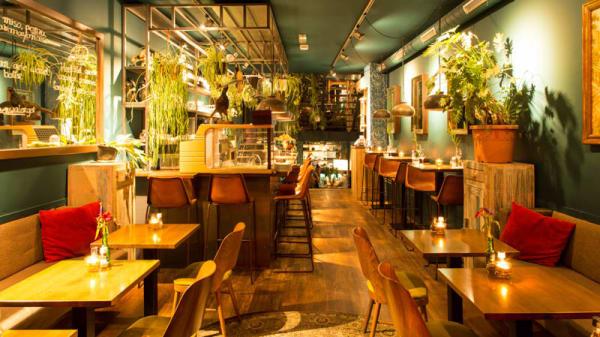 het restaurant - Luc Utrecht, Utrecht