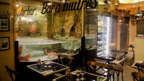 vivier homards et langoustes - Sea Bar - Paris Pêche, Paris
